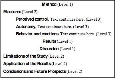 Advanced APA Paper Formatting Tables Figures Appendices